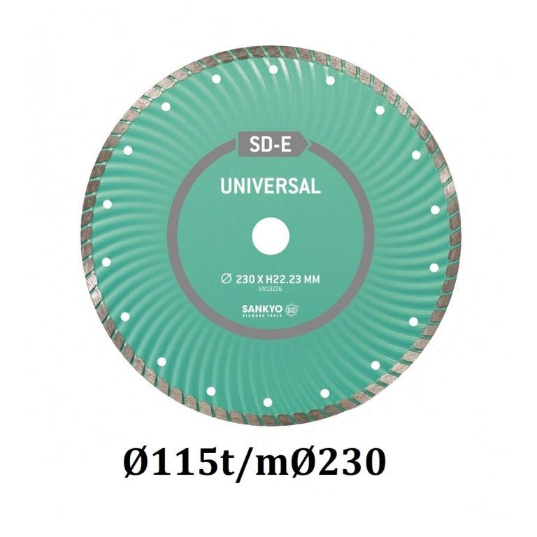 Sankyo diamantzaag universeel SD-E