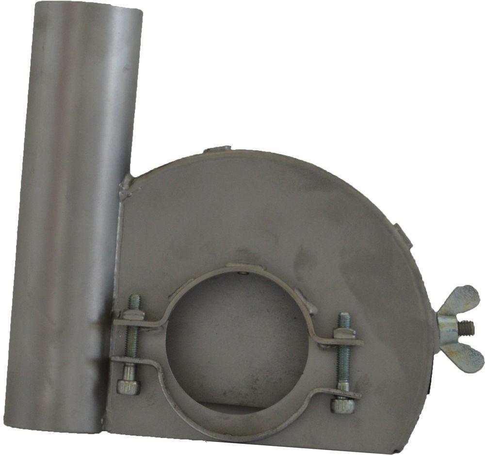 Afzuigkap haakse slijper 125mm