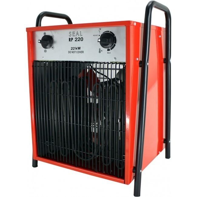 Munters Sial (22 kW) Elektrische FAN warme lucht heater