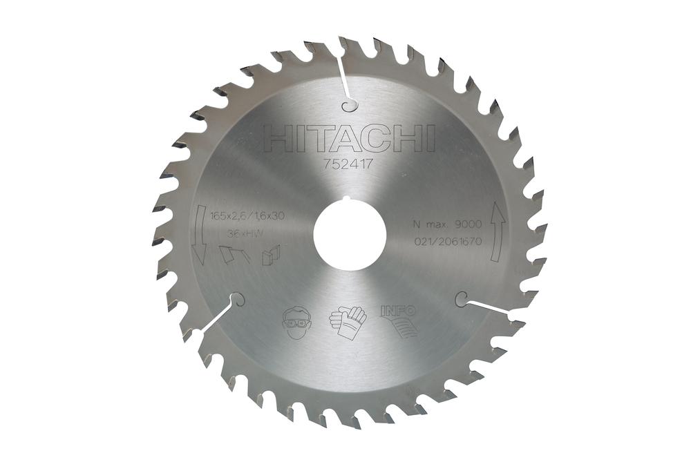 Hitachi Hikoki Cirkelzaagblad hout 255 mm 48 tands