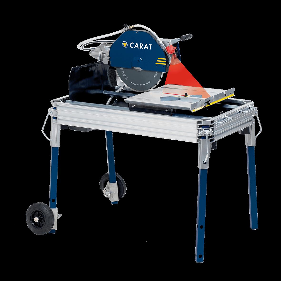 Carat T-3510 laser steenzaagmachine (230v)