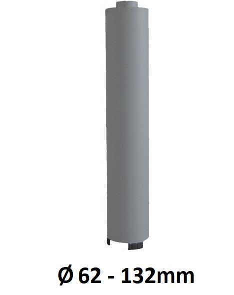 Diamantdroogboor 340mm M16 Ø 62-132 mm
