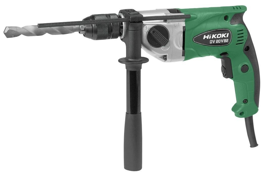 Hitachi Hikoki DV20VB2WVZ Klop-boor-schroefmachine
