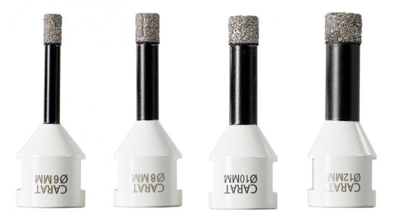 Diamantboorset Classic ∅ 6-8-10-12 mm