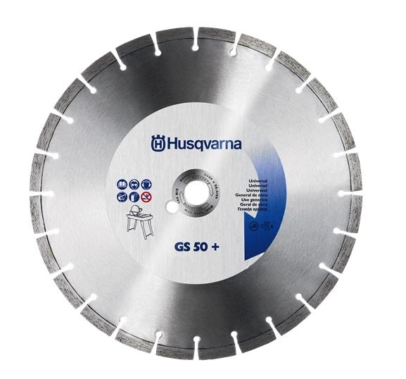 Husqvarna GS50S+ 350 mm (extra stil)