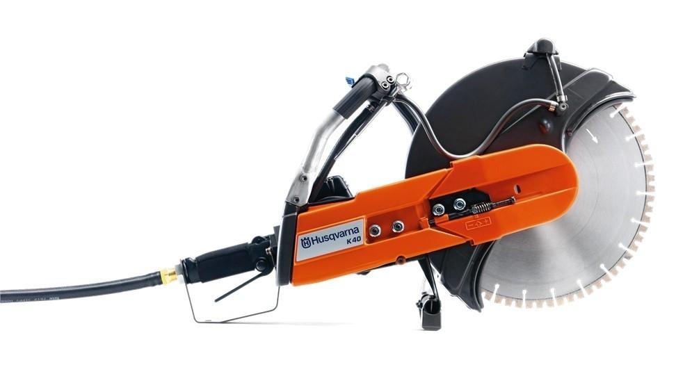 Husqvarna K40 - 350 mm hydraulische doorslijper