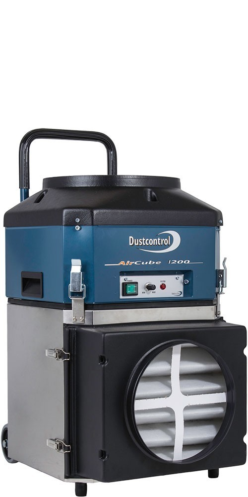 Dustcontrol Aircube 1200 230 HEPA