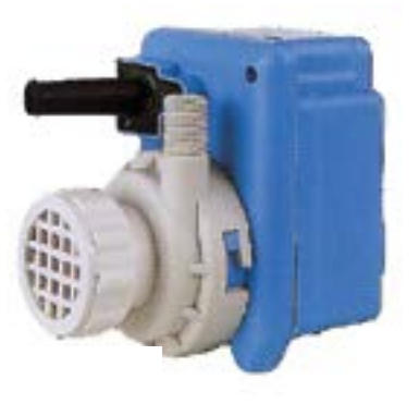 Koelwater pomp voor steenzaagmachine