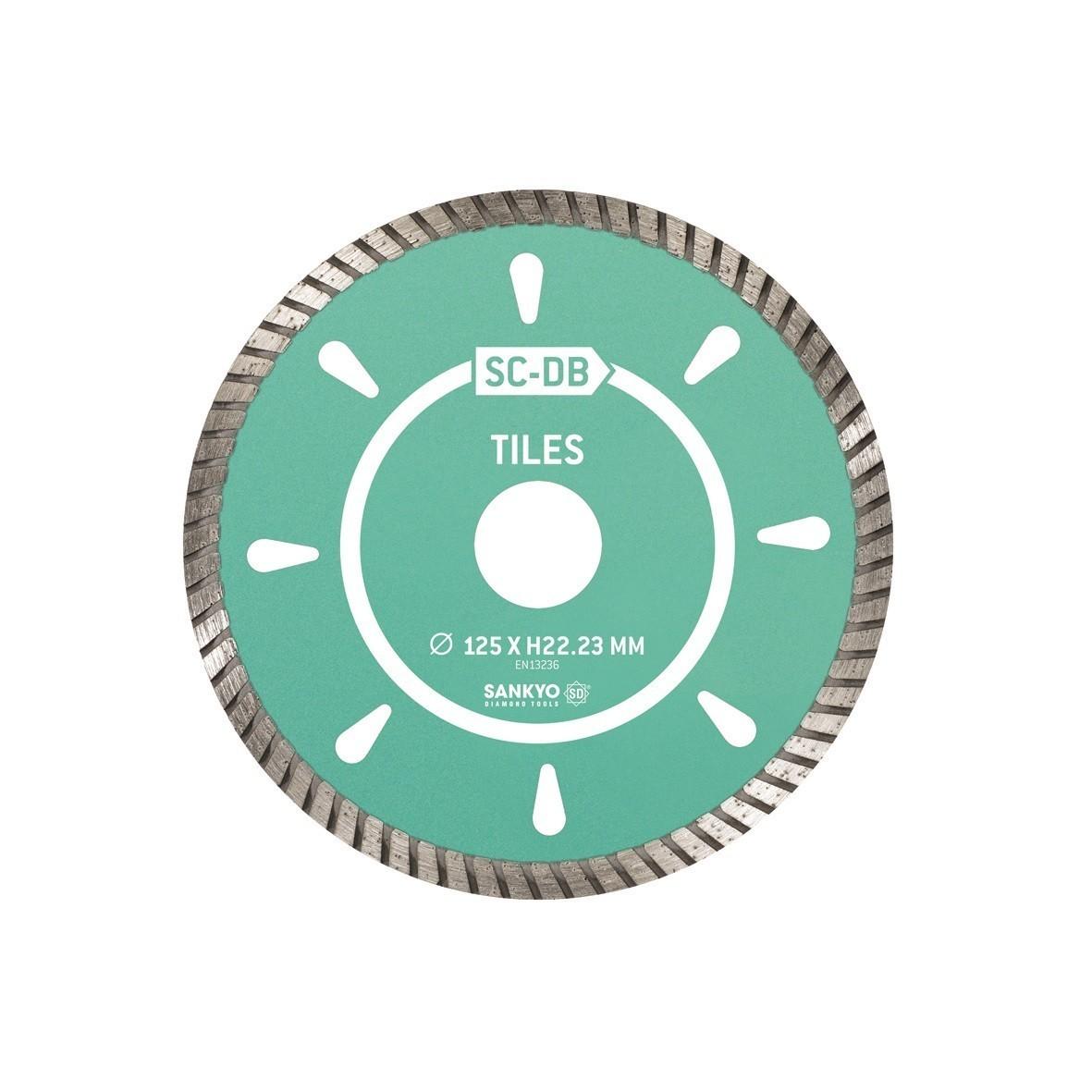 Sankyo SC-DB Ø22.2x115 mm