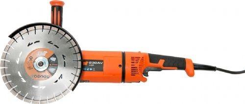 Spit haakse slijper AGP 230 AV 2400W 230 mm