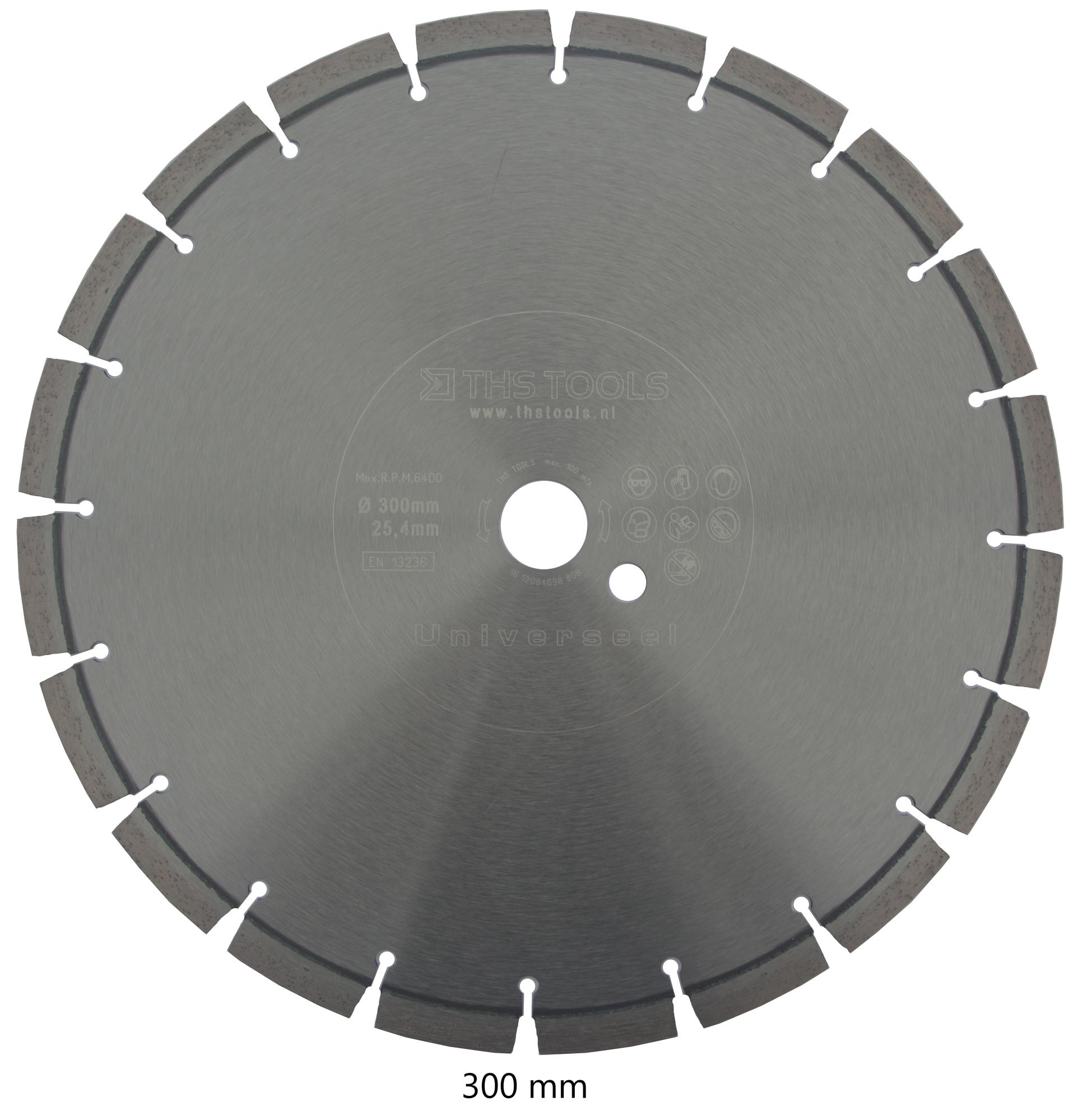 THS universeel 300 mm Asgat 20