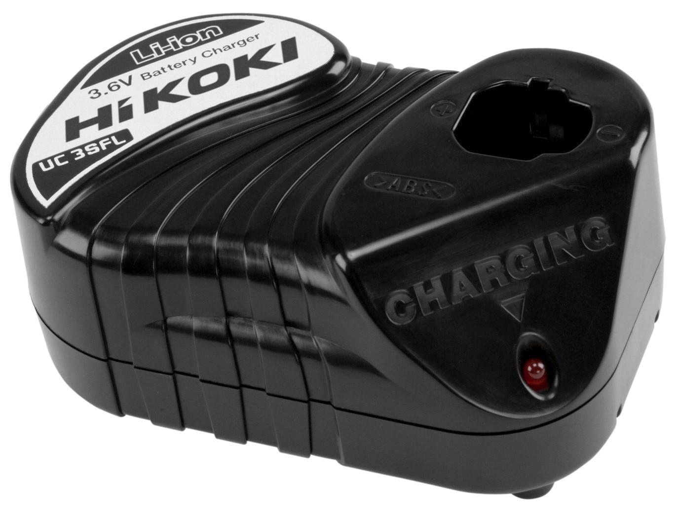 Hitachi Hikoki UC3SFL (W0Z) oplader 3,6 volt