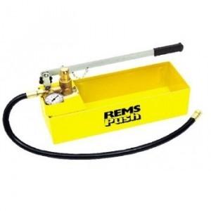 REMS Push Handafperspomp met manometer