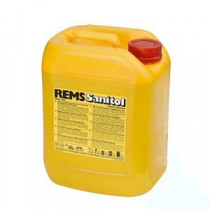 REMS snij olie jerrycan a 5 liter draad snijolie
