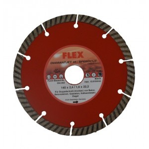 Flex Diamantjet VI-Speedcut, Ø140 mm