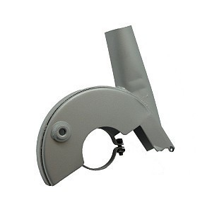 Flex afzuigbeschermkap 125mm