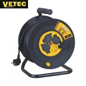 VETEC kabelhaspel 25meter Tenso V2515
