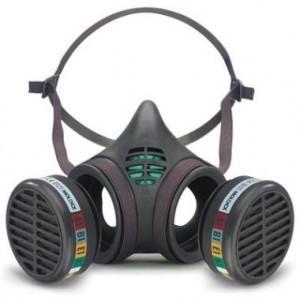 Moldex 8001 Halfgelaatsmasker (mt. S)