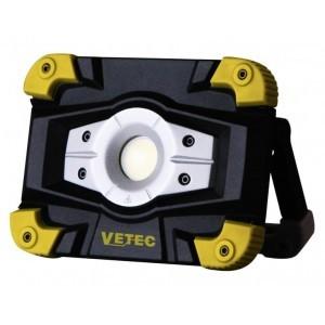 Vetec accu-bouwlamp 10W USB