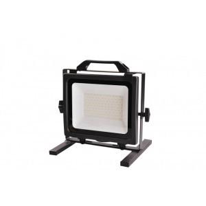 Vetec LED Bouwlamp Comprimo 100W op voetstandaard