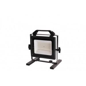 Vetec LED Bouwlamp Comprimo 50W op voetstandaard