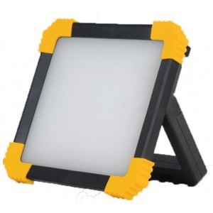 Vetec LED Bouwlamp 50W met contactdoos