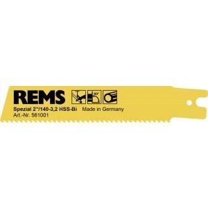 """REMS Spezialzaagblad 2""""/140-3.2 reciprozaagblad"""