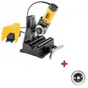 REMS Cento Buisafkortmachine + gratis REMS snijwiel Cu-INOX 845X02