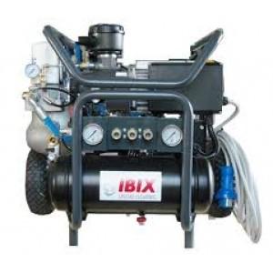 IBIX® IB2 schroefcompressor elektrisch
