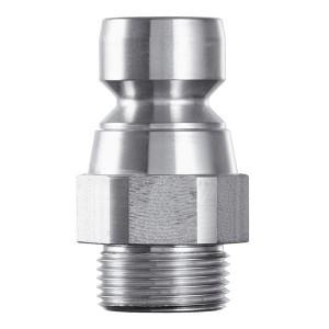Carat Adapter M30/half duims voor NASTROC diamantboren