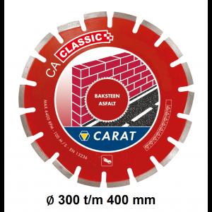 Carat diamantzaag baksteen/asfalt CA CLASSIC
