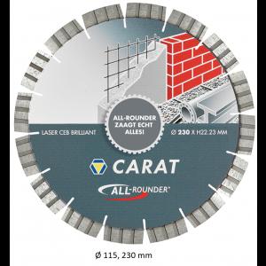 Carat diamantzaag universeel all-rounder MASTER