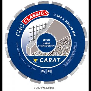 Carat diamantzaag beton CNC CLASSIC