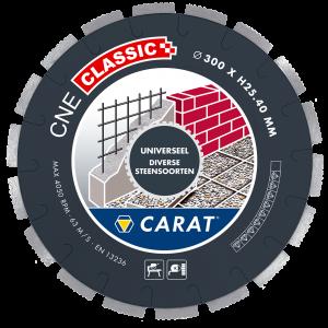 Carat diamantzaag universeel Classic Ø350x25.40mm