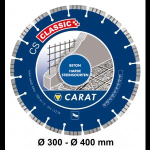 Carat diamantzaag beton CS CLASSIC