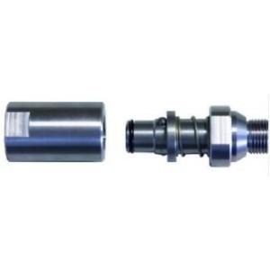 "Eibenstock Snelwisseladapter 1/2″""binnen – 1/2″""buiten incl. 1 koppelstuk"