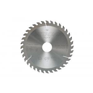 Hitachi cirkelzaagblad voor hout 165mm