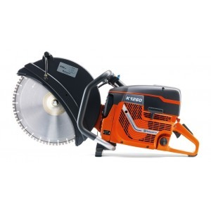 Husqvarna K1260 400mm incl. zaagblad
