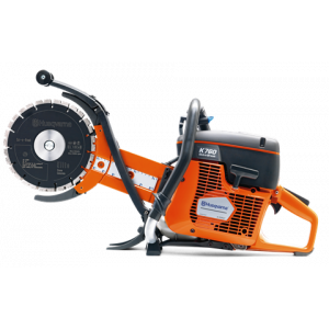 Husqvarna K760 Cut-n-Break incl. 1 set EL35 zaagbladen