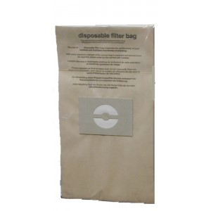 Kerstar papieren stofzuigerzak voor PCV (10 stuks)
