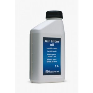 Husqvarna luchtfilterolie 1L. per stuk