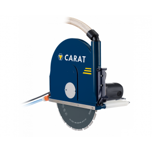 Carat W-3511ZK muurzaagmachine Dustec