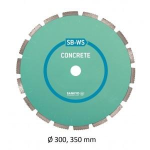 Sankyo diamantzaag beton SB-WS