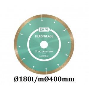 Sankyo diamantzaag tegels SM-W