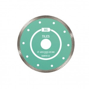 Sankyo diamantzaagblad RS Ø125x22.2mm