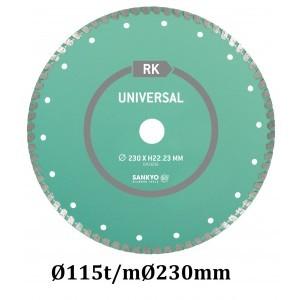 Sankyo universeel diamantzaag SU-RK