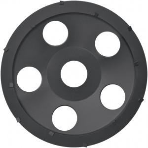 Komschijf 125mm - PCD - coatings/lijmresten