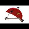 Waterkit beschermkap met wielen voor 230mm haakse slijper