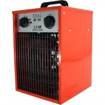 Munters Sial (3,3 kW) Elektrische FAN warme lucht heater