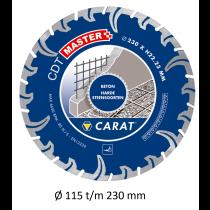 Carat diamantzaag beton/harde steensoorten CDT MASTER